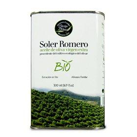 Natives Bio-Olivenöl Extra 500ml