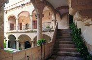 Kloster-Museum La Coria, in Trujillo