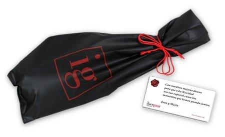 Schinken Jabugo 5 Jotas in eine Abdeckung mit Marke IberGour